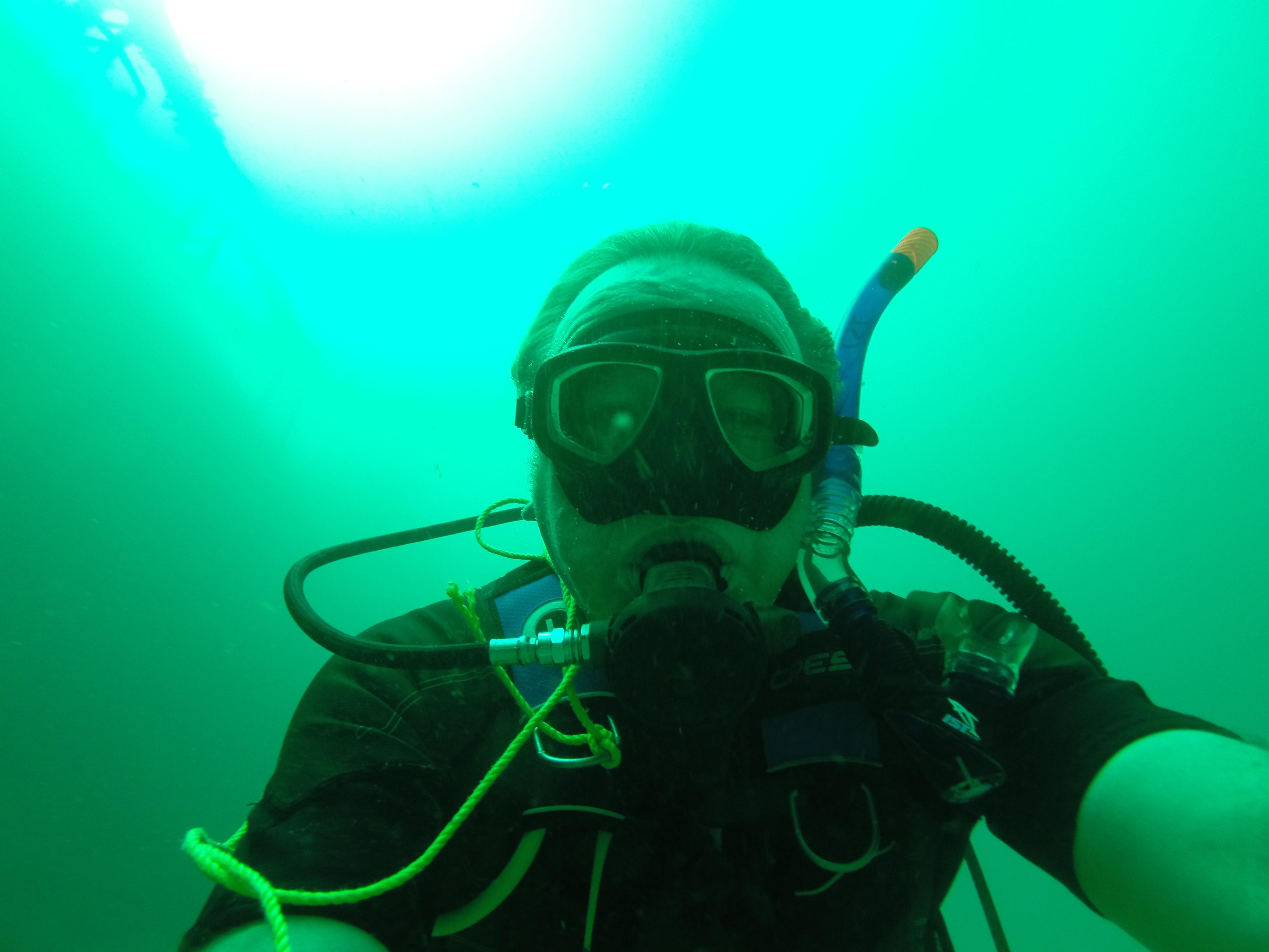 GØJLX Diving !