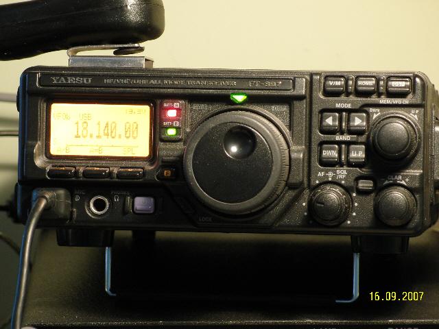 G�JLX FT-897 Rig