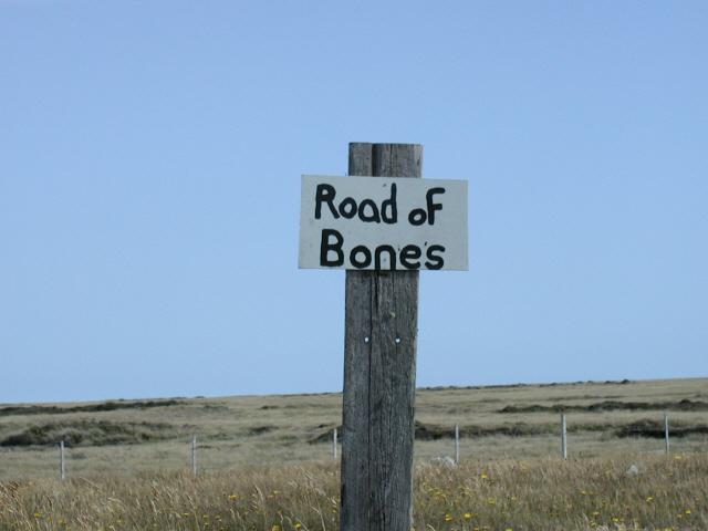 A Road of Bones ???